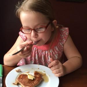 Nora + Pancakes